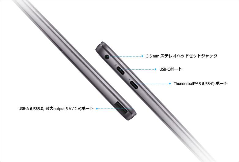 HUAWEI MateBook X Pro 日本発売
