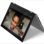 Lenovo Yoga 330 - 11.6インチ、Gemini Lake搭載のコンバーチブル2 in 1が登場!気軽に持ち歩けるサイズ感でお値段もお手頃