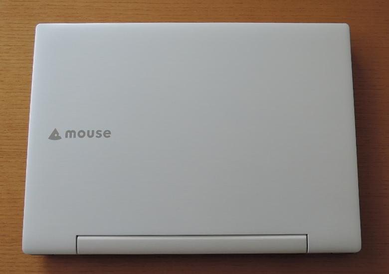 マウス m-Book J 天板1