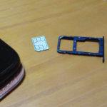 SIMフリースマホで、SIMカードを上手く認識しないときにやってみたこと - 原因は意外なところに!(natsuki)