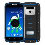 Vkworld VK7000 - Android 8搭載、ワイヤレス充電にも対応する5.2インチアウトドアスマホ