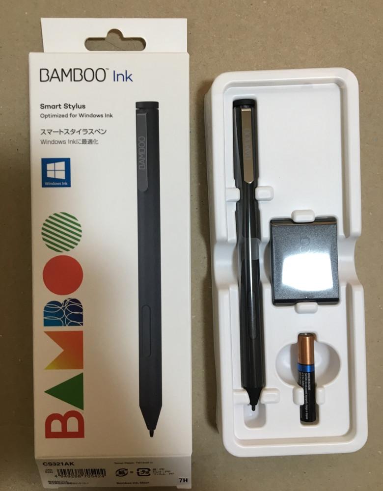 Wacom Bamboo Ink (CS321AK)