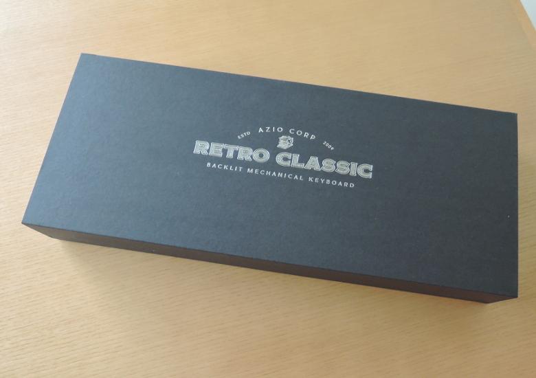 Azio Retro Classic 内箱