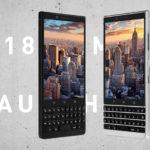 BlackBerry KEY 2 - 「あのBlackBerry」のスマホ、グローバル版のリリースとほぼ同時に日本での発売も決まりました!(かのあゆ)
