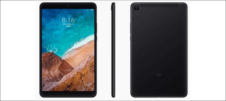 Xiaomi Mi Pad 4 ブラック