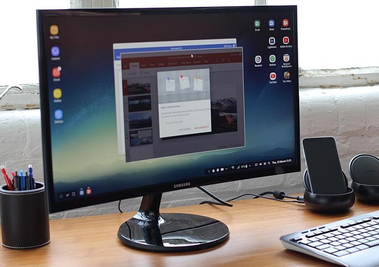 対応端末を持っているならぜひ使ってほしい「DeX/PCモード」
