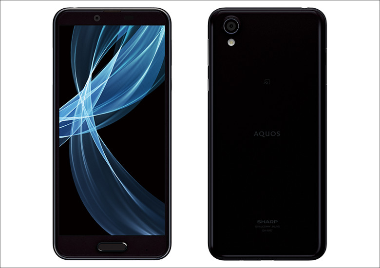 SHARP AQUOS sense plus(SH-M07)