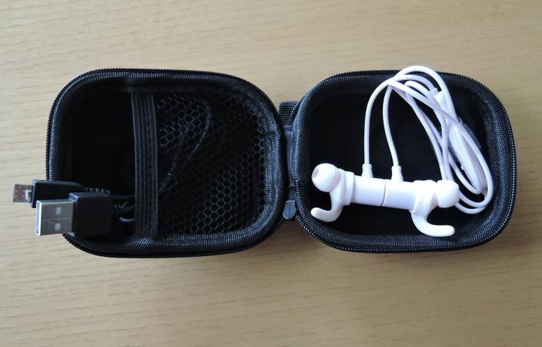 SoundPEATS Q30 Plus Bluetooth イヤホン ケース