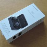 SoundPEATS Bluetooth 5.0 完全ワイヤレスイヤホン Q32 レビュー - 「コードなし」の爽快感は異常!音質も良好です(実機レビュー)