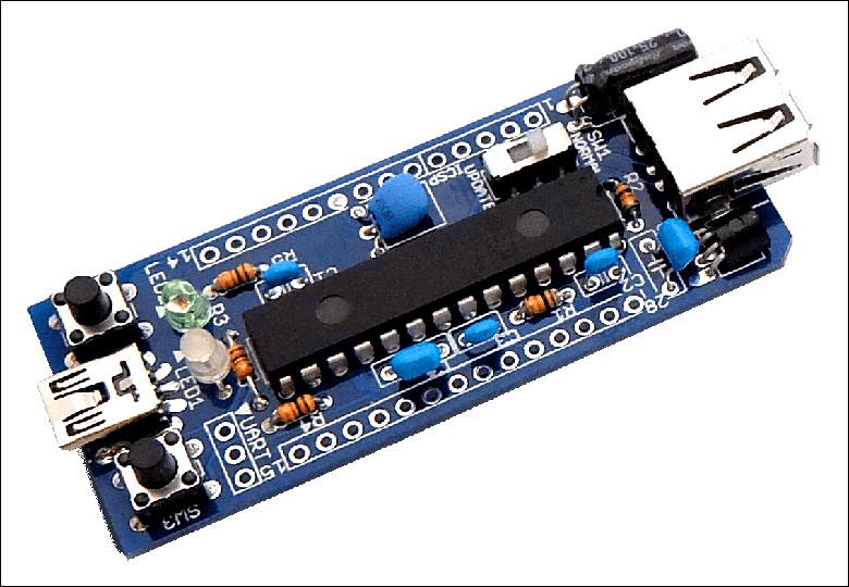 有線キーボードやマウスの無線化に挑む