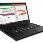 Lenovo ThinkPad A485 - AMD Ryzen PROを搭載する14インチのThinkPadが登場!でもThinkPadデザインは不変