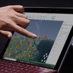 Microsoft Surface Go - 10インチの低価格なSurfaceが爆誕!小型タブレット市場活性化の呼び水となるか?