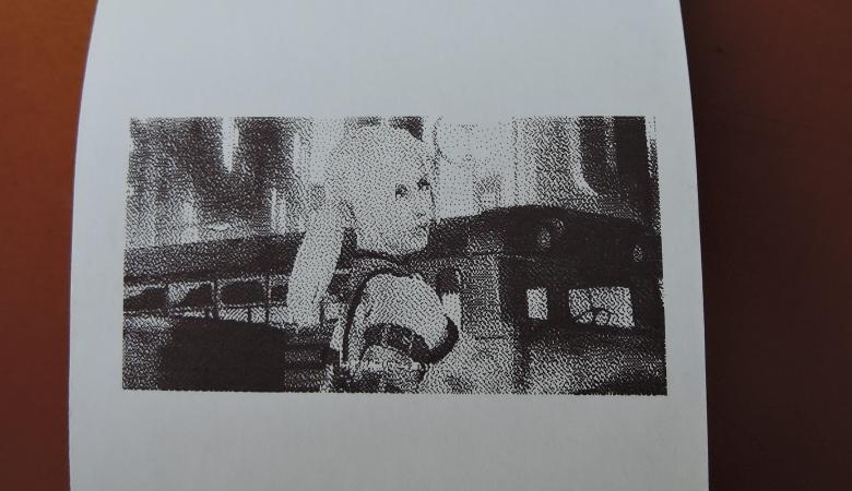 PAPERANG P1 画像印刷