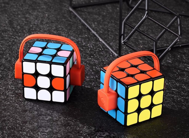 Go CubeとXiaomi Giiker Super Cube