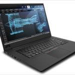 Lenovo ThinkPad P1 - 15.6インチでスタンダードノートよりも小さくて軽いワークステーションがThinkPadの仲間入り!