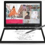 Lenovo Yoga Book C930 - 「物理キーボードのないモバイルノート」がE-Inkを引っさげて戻ってきました!