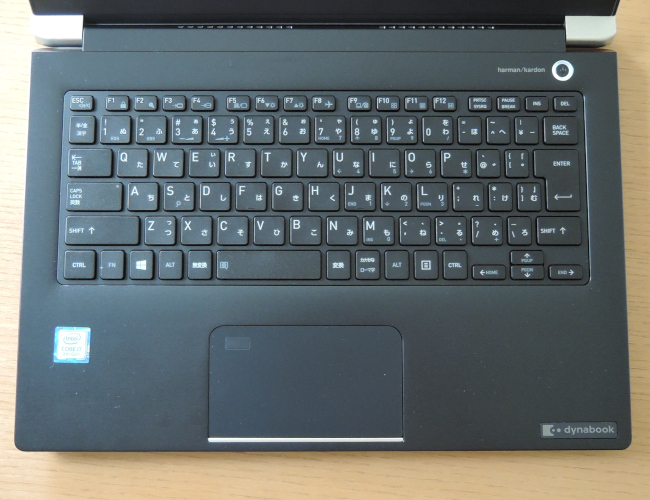 東芝 dynabook UZ63/F キーボード