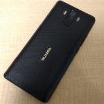 中華スマホ、BLUBOO S3がAndroid 8.1にアップデートされました!変わったところをチェック!(壁)
