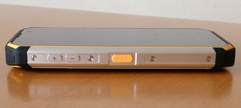 BV9500 左側面