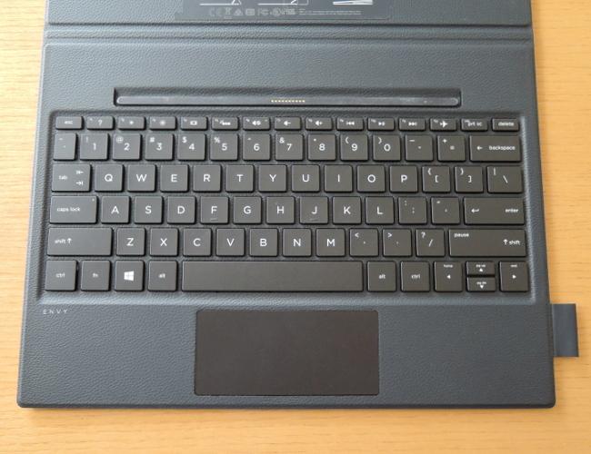 HP ENVY 12 x2 キーボード