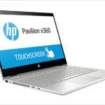 HP Pavilion x360 14-cd0000 - ミドルクラスの14インチ2 in 1がスッキリとしたデザインにリニューアル!