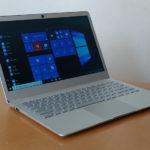 Jumper EZBook X4 レビュー - 14インチでGemini Lake搭載、キーボードにもバックライトがついたJumperの新世代モバイルノート(実機レビュー)