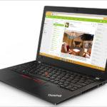 Lenovo ThinkPad A285 - Ryzen PROを搭載する12.5インチモバイルノート、ついに日本でも販売開始!