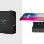 Super Charger - コンセントに直接挿して本体を充電、Qiはもちろん各種急速充電にも対応するモバイルバッテリー!