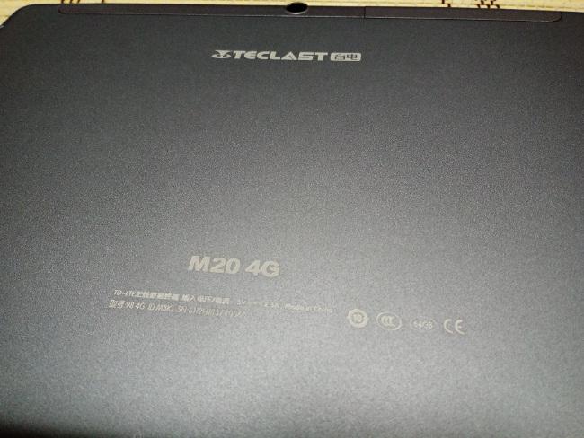 Teclast M20 レビュー