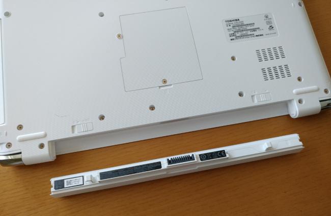 東芝 dynabook AZ65/G バッテリー