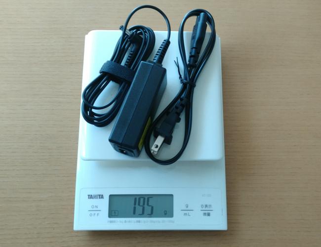 東芝 dynabook AZ65/G ACアダプター