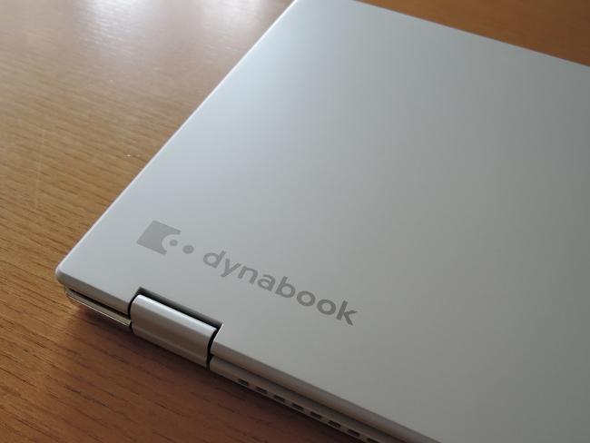 東芝 dynabook VZ82/F 天板