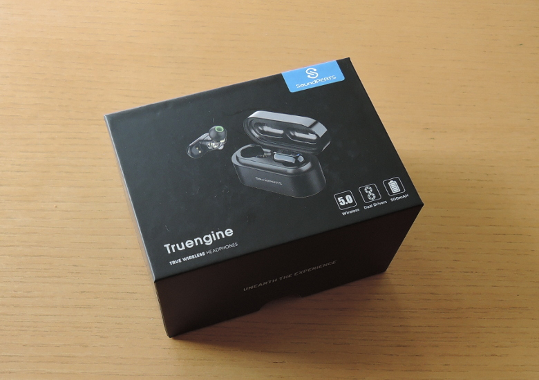 SoundPEATS Truengine 外箱