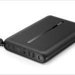 Anker PowerCore AC - コンセントがついていてノートPCの充電も可能な大容量モバイルバッテリー