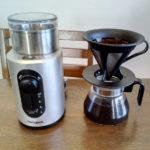 homgeek 電動コーヒーミル レビュー - プロペラ式でも挽きムラは最小限、手軽に使える実力十分なコーヒーミル(natsuki)