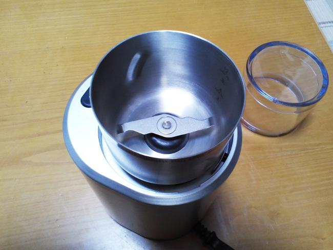 homgeek 電動コーヒーミル