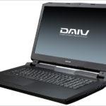 マウス DAIV-NG7630 - 第9世代のCore i9を搭載する17.3インチ・クリエイター向けノート