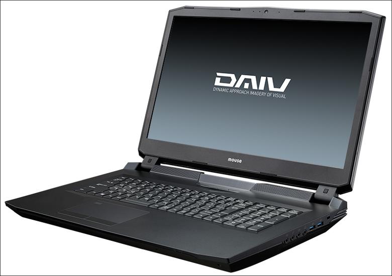 マウス DAIV-NG7630