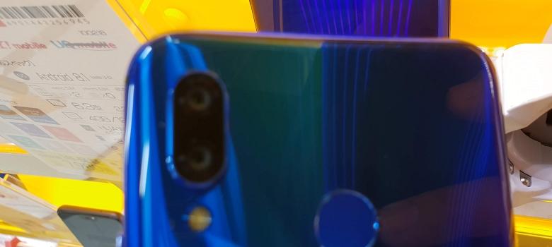 nova 3 カメラ