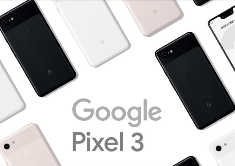 Google Pixel 3/3XL Top