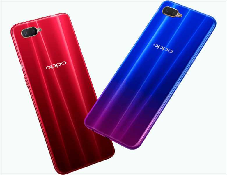 Oppo R15 Neo 背面