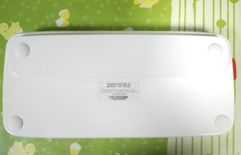 Ajazz Zero 読者レビュー