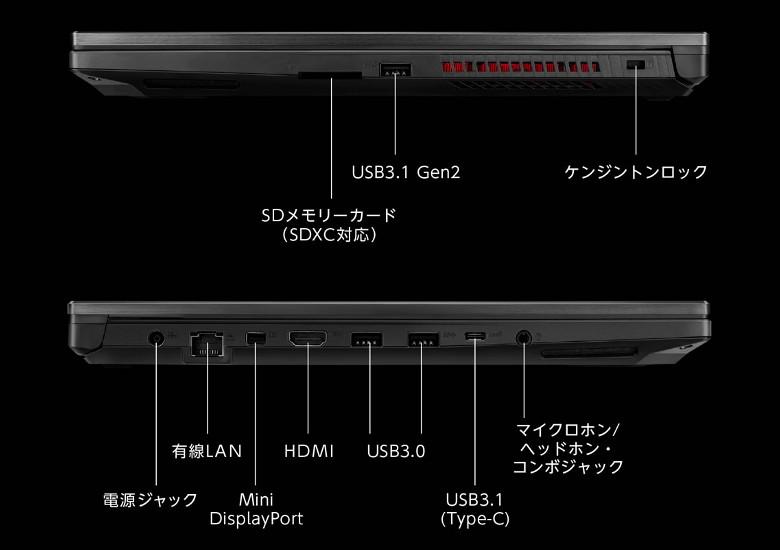 ASUS ROG STRIX GL504GM HERO Ⅱ