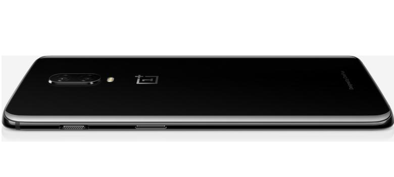 OnePlus 6T 背面