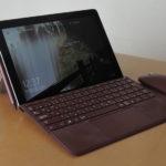 Microsoft Surface Go レビュー - サイズは小さくとも正真正銘Surface品質!10インチサイズこそ神かもしれん(実機レビュー)