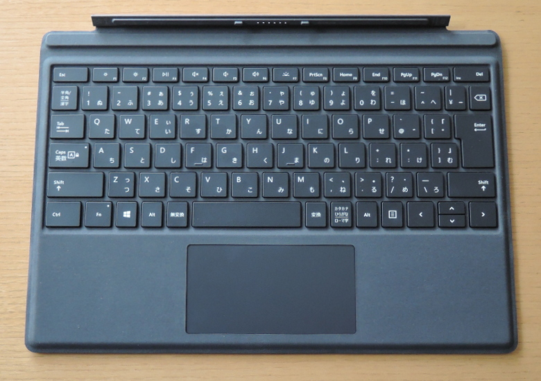 Microsoft Surface Pro 6 タイプカバー