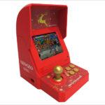 NEOGEO mini「クリスマス限定版」が近日発売!収録ゲーム数も増え、周辺機器もたくさんセットされます