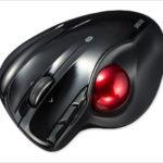 サンワサプライ ワイヤレストラックボール 400-MA099 - Bluetooth接続のエルゴノミクス・トラックボール、この冬「とりあえず買う」ポインティングデバイスとしていかが?