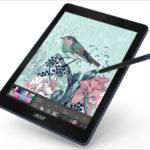 acer Chromebook Tab 10(D651N-F14M)- 9.7インチサイズでChrome OSを搭載するタブレット!