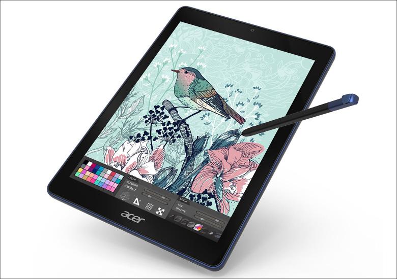 acer Chromebook Tab 10(D651N-F14M)